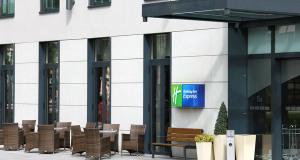 Holiday Inn Express Dresden City Centre 3*