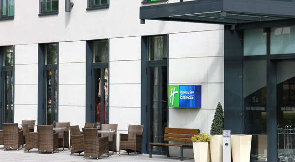 Holiday Inn Express Dresden City Centre 3*