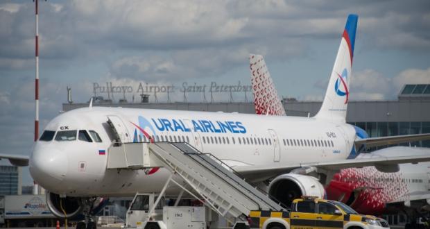 «Уральские авиалинии» отменили два рейса в Китай